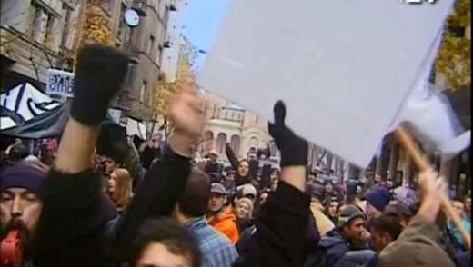 Бульдозерна революція або як розвалилась Югославія