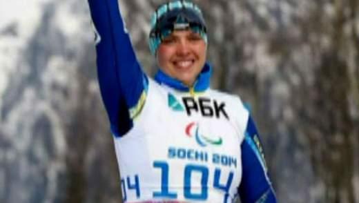 Паролимпиада. Украинка Кононова завоевала золотую медаль в женской гонке по биатлону