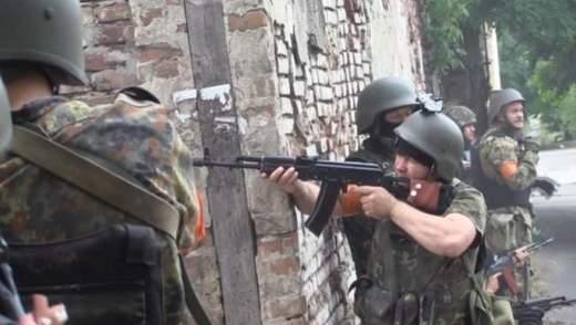 В сети появилось видео: бой за Мариуполь