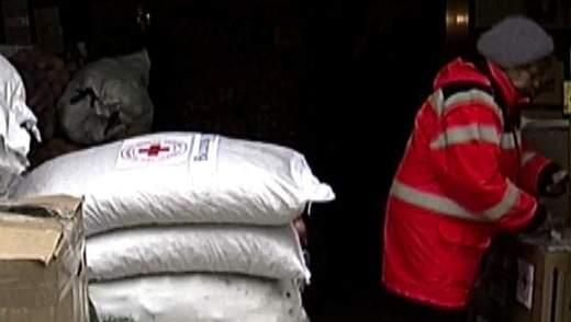 Волыняне отправили в Северодонецк гуманитарную помощь (Видео)