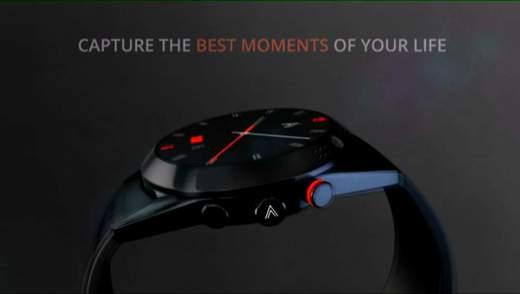 Созданы часы с камерой, которая вращается вокруг циферблата на 360°