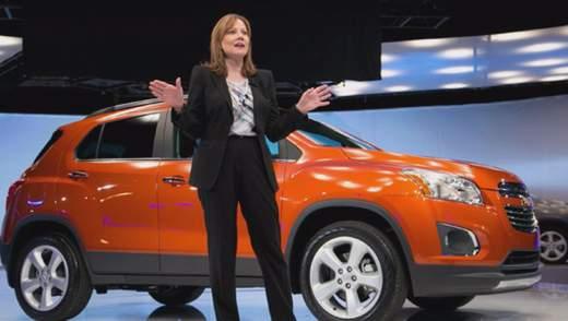 Истории успеха. Мэри Барра — генеральный директор автогиганта General Motors