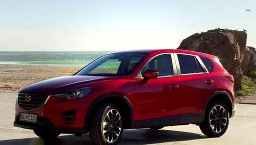 Автотехнологии. В Украине стартовали продажи новинок от Mazda