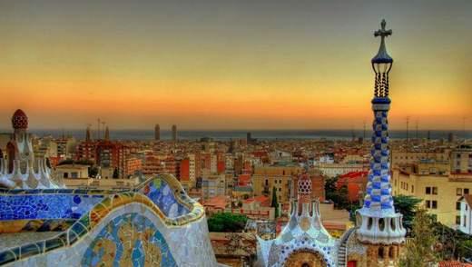 Барселона — місто-свято архітектури, музики, кухні і футболу