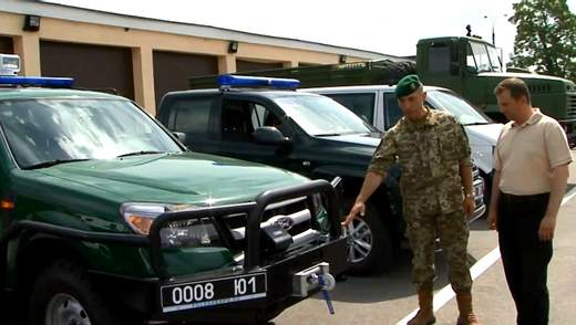 Как закарпатские кланы поставляют автомобили пограничникам