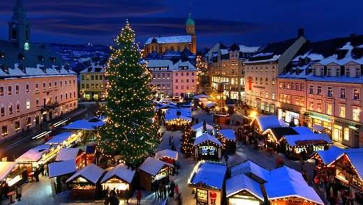 Різдвяні ярмарки: як створюють новорічний настрій в Україні та Польщі