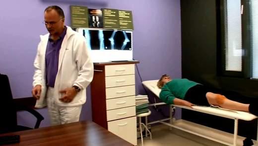 Революційний метод лікування суглобів стає реальним для українців