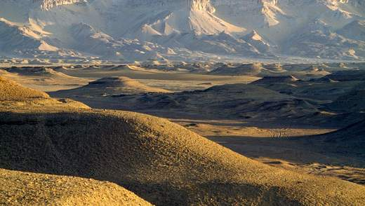 Не Сахарою єдиною: унікальні пустелі Єгипту