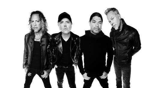 Metallica анонсувала дату виходу нового альбому