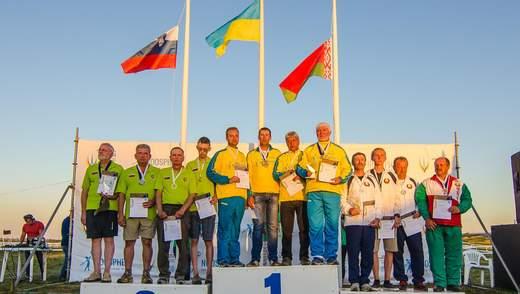 Украинская взрослая сборная стала абсолютным Чемпионом мира по ракетомодельному спорту