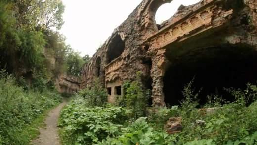 Таракановский форт – загадочные и мистические руины с привидениями на западе Украины