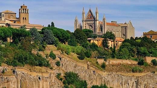 Чим манить італійське місто Орв'єто, яке стане відкриттям для туристів