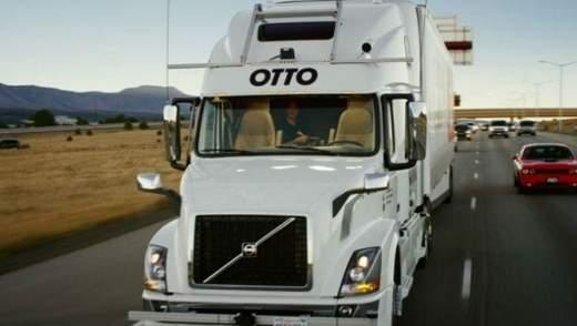 Екстремальний тест-драйв для самокерованої вантажівки