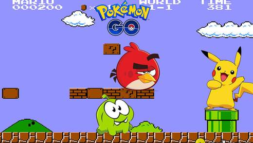ТОП-6 самых популярных игр для смартфонов, которые покорили весь мир