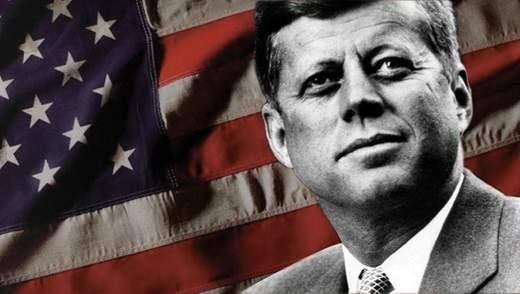 Джон Кеннеді – герой, символ, зірка і наймолодший президент США
