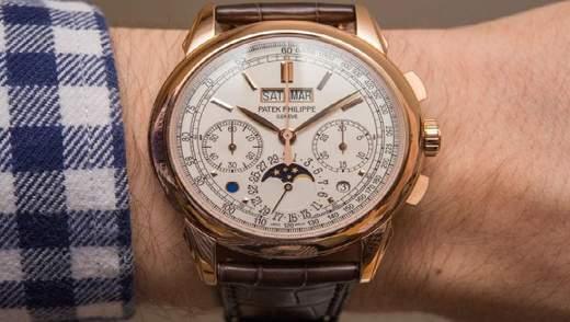 Patek Philippe – годинник, яким Ви не володієте, а зберігаєте для майбутніх поколінь