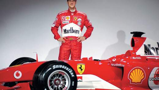 "Міхаель Шумахер – легендарний пілот ""Формули-1"""