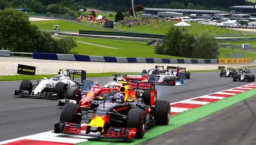 Спорт IQ. Формула-1