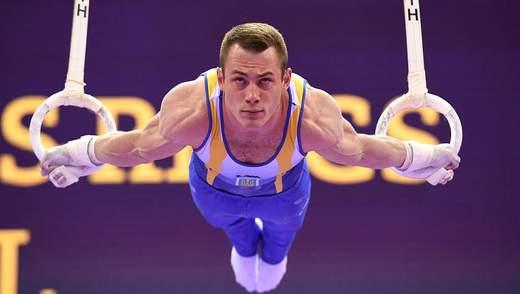 Спорт IQ. Спортивна гімнастика