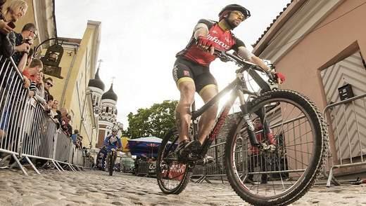 В Киеве пройдут велогонки Red Bull Властелин Горы