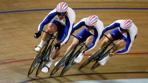 Спорт IQ. Велотрек