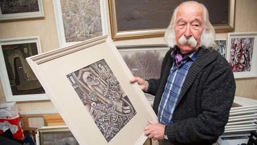 Сделали из Украины мусорник, – художник Иван Марчук дал новое резонансное интервью