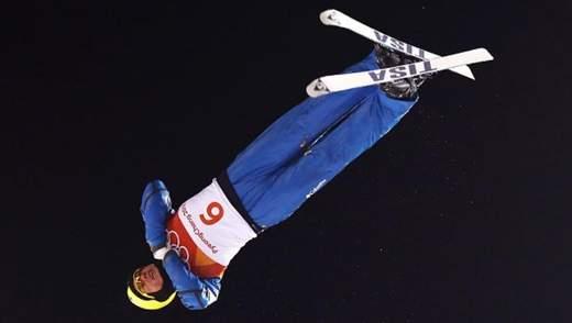 Фотофакт: Абраменко виборов олімпійське золото на лижах вітчизняного виробництва