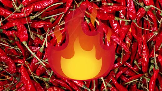 Що буде з організмом, якщо з'їсти найгостріший в світі перець