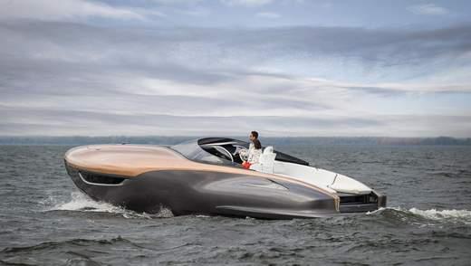 Lexus побудував 65-футову люксову яхту