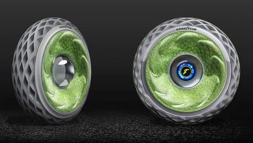 Чому шини з натуральним мохом суттєво змінять автоіндустрію