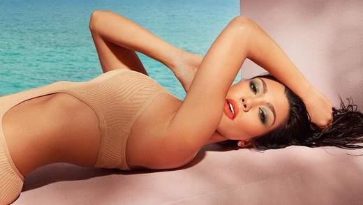 Кортни Кардашян сексуально обнажилась в фотосъемке: фото 18+