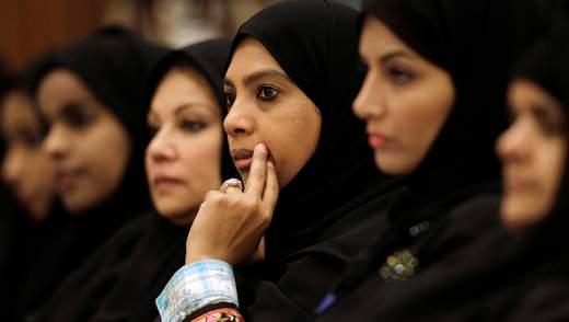 Женщинам в Саудовской Аравии впервые разрешили ходить в тренажерные залы
