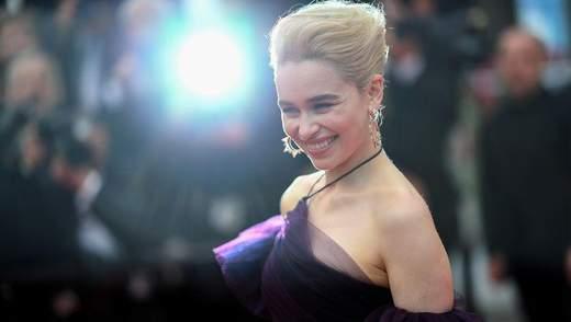 Емілія Кларк різко відповіла журналісту щодо жіночих ролей у фільмах