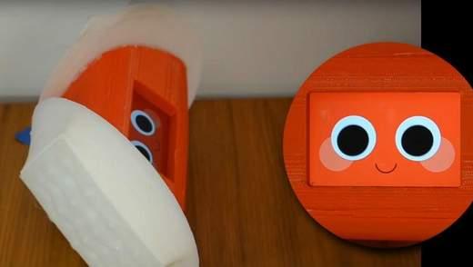 Робот дуже правдоподібно демонструє емоції: відео