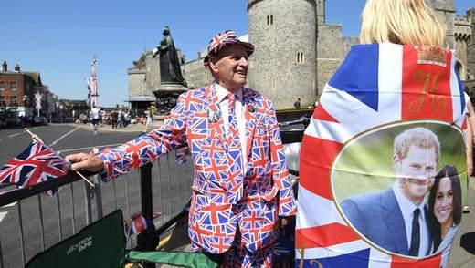 У Лондоні відбулась репетиція королівського весілля: фото щасливої Меган Маркл