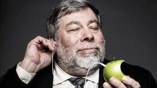 Інженер українського походження, без якого Apple не мав би шансів на успіх: життя Стіва Возняка