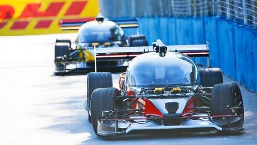 Как искусственный интеллект рассекал на треке Formula E в Риме