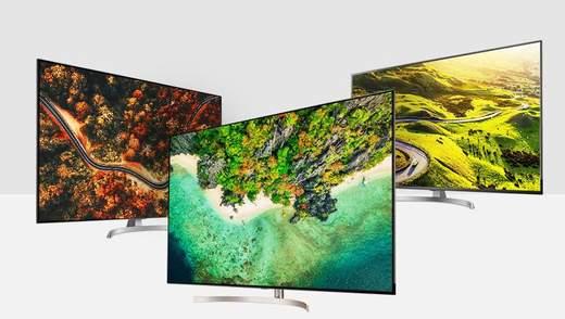 Нові телевізори від LG надійшли у продаж в Україні: чим здивували новинки