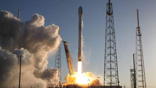 Компания Маска запустила Falcon 9 на орбиту: видео