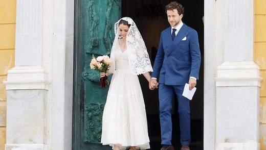 Весілля доньки Анни Вінтур: у мережі з'явились знімки розкішної церемонії