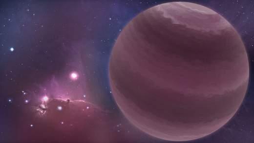 Науковці знайшли двійника гігантської екзопланети