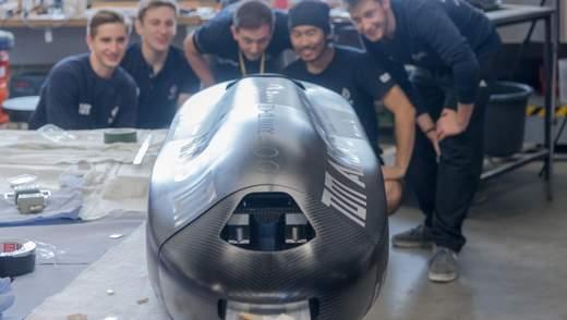 Інженери розігнали капсулу Hyperloop до рекордної швидкості