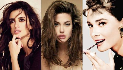 Одри Хепберн, Софи Лорен, Анджелина Джоли: эксперты составили рейтинг самых красивых брюнеток