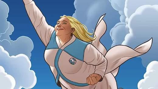 Киностудия Sony Pictures выпустит первую ленту о plus-size супергероине