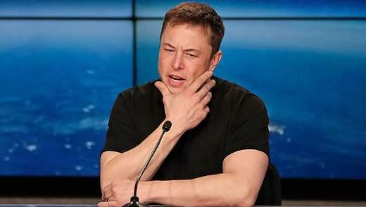 Маск обурився, що рятувальникам у Таїланді  не підійшла його  міні-субмарина