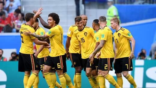 Бельгія перемогла Англію та зайняла третє місце на Чемпіонаті світу
