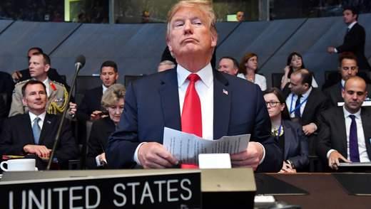 """Шоу одного президента на саміті НАТО: хто насправді """"гальмує"""" Альянс та чи має рацію Трамп"""