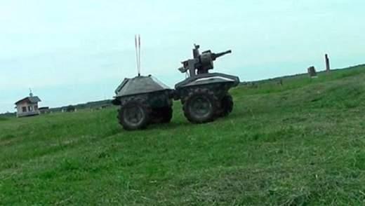 """Техника войны. Чем львовский наземный беспилотный комплекс """"Черепашка"""" будет полезен для ВСУ"""