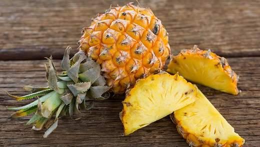 Какими лечебными свойствами удивит ананас