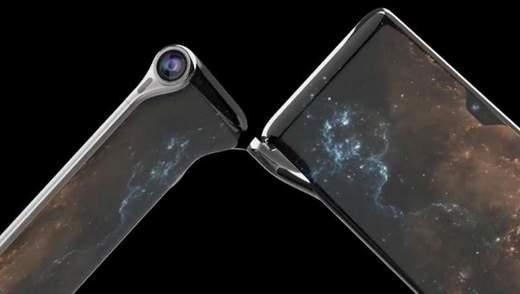 "Просто космос: смартфон HubblePhone получит 3 экрана и камеру-""телескоп"""